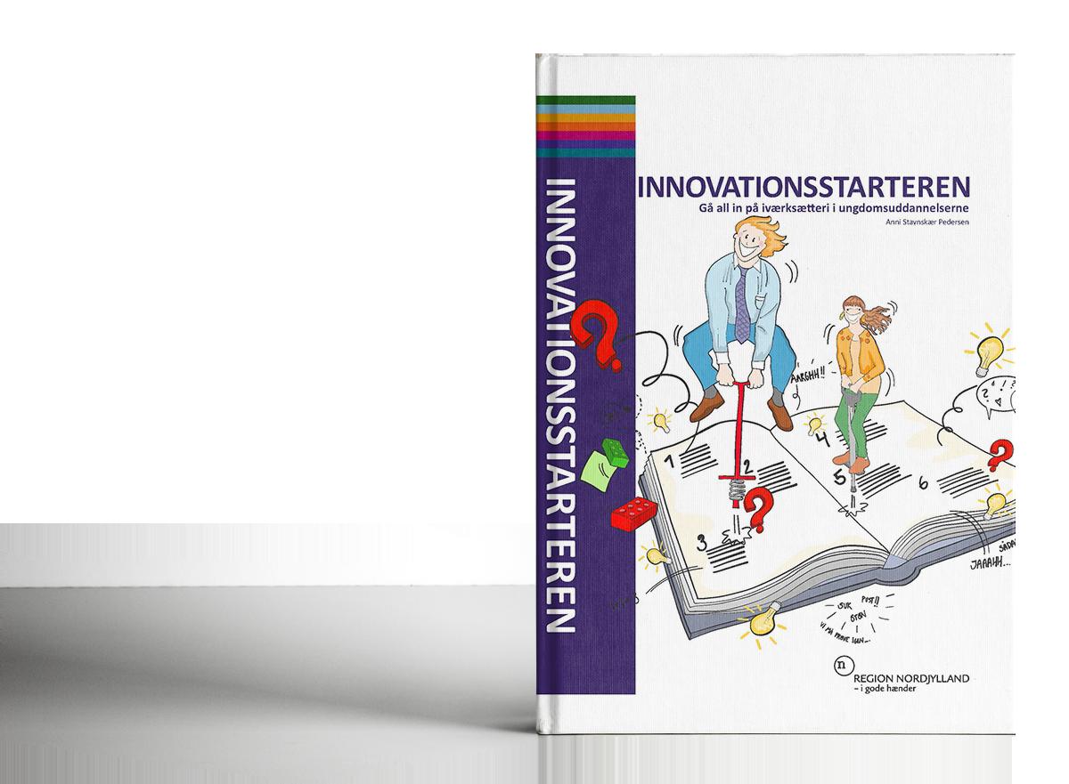 Billede af bogen: Innovationsstarteren