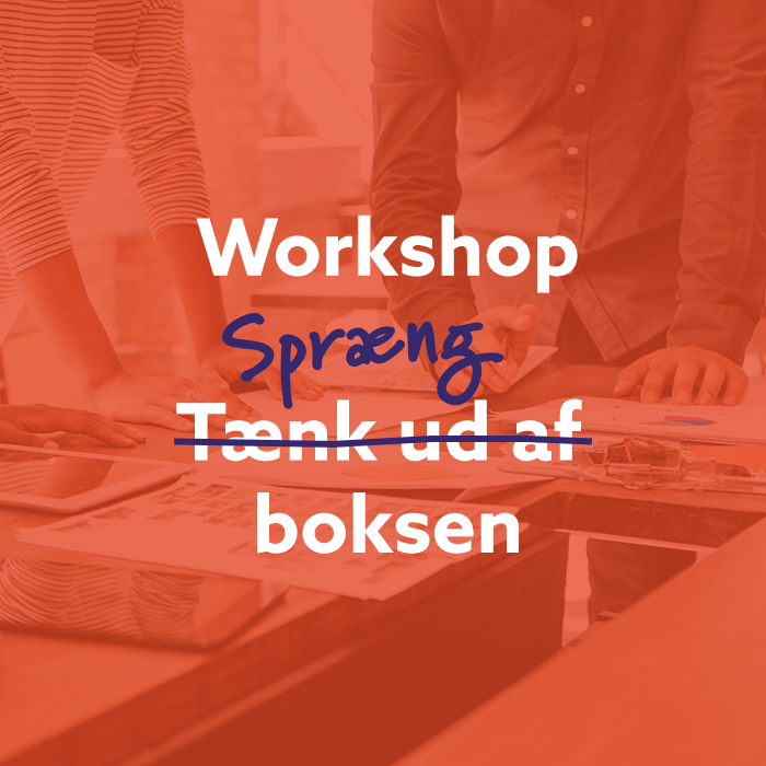 Book workshop: Spræng boksen